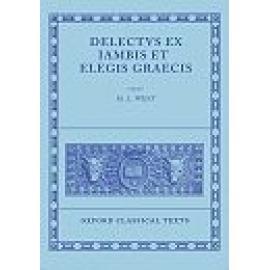 Delectus ex iambis et elegis graecis - Imagen 1