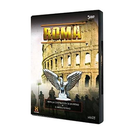 Roma. La construcción de un imperio. 5 DVD