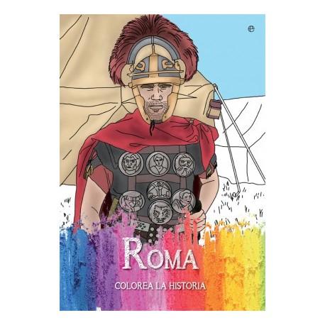 Roma. Colorea la historia