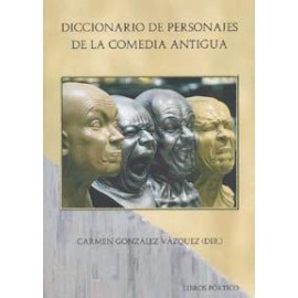 Diccionario de personajes de la comedia  Antigua