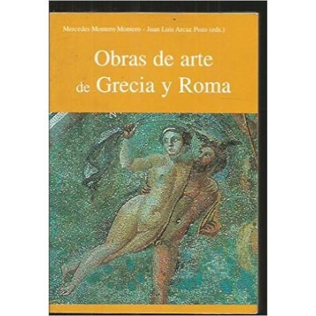 Obras de arte de Grecia y Roma.