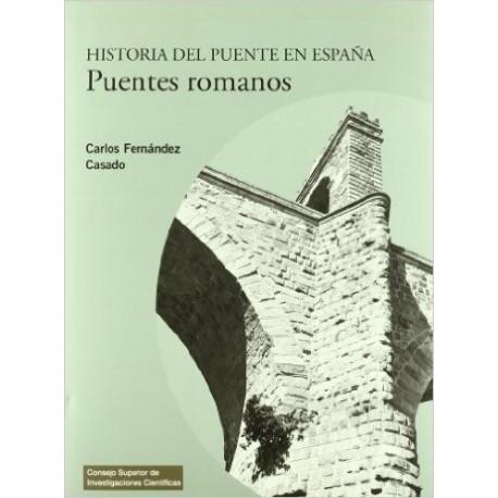 Historia del puente en España. Puentes romanos