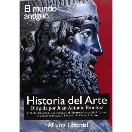 Historia del arte. El mundo antiguo