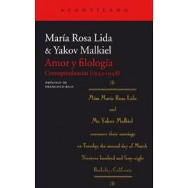Amor y Filología. Correspondencias (1943-1948)