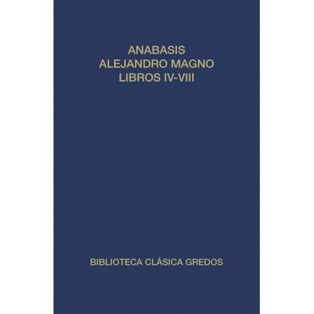 Anábasis de Alejandro Magno. Libros IV-VIII (India)