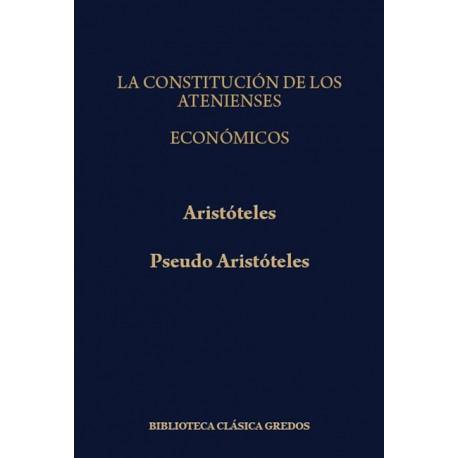 Constitución de los atenienses. Económicos