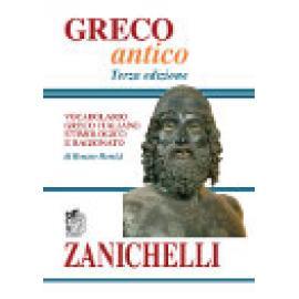 Greco antico. Vocabolario greco-italiano etimologico e ragionato - Imagen 1