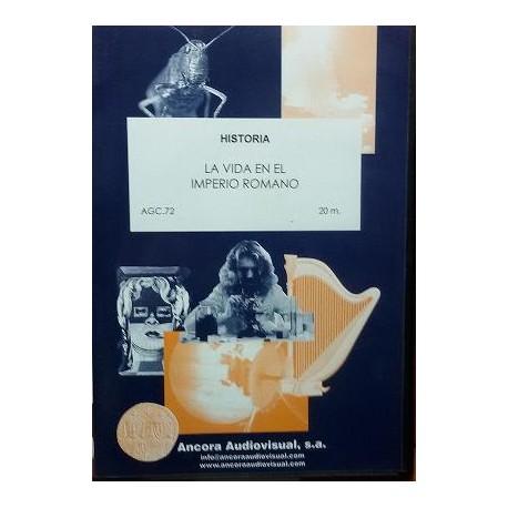 La vida en el Imperio romano. DVD