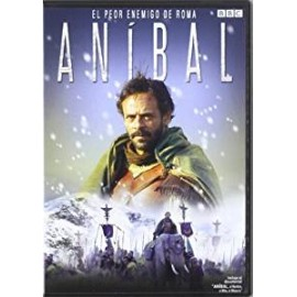 Aníbal, el peor enemigo de Roma DVD