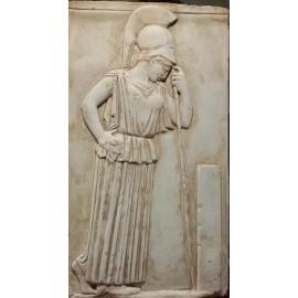 Atenea pensativa