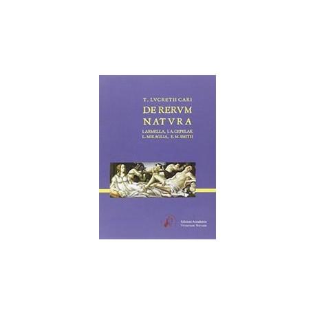 Lingua latina per se illustrata. De rerum natura.