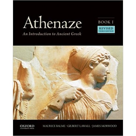 Athenaze. An Introduction to Ancient Greek. Book I