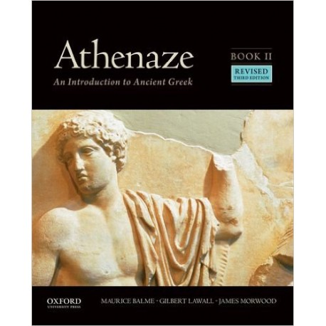 Athenaze. An introduction to Ancient Greek.Student s Book II