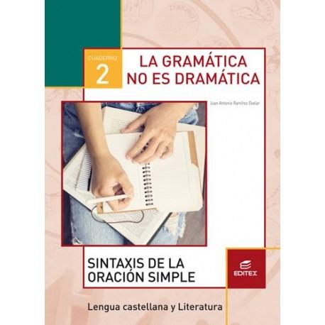 Cuaderno 4. La gramática no es dramática 2