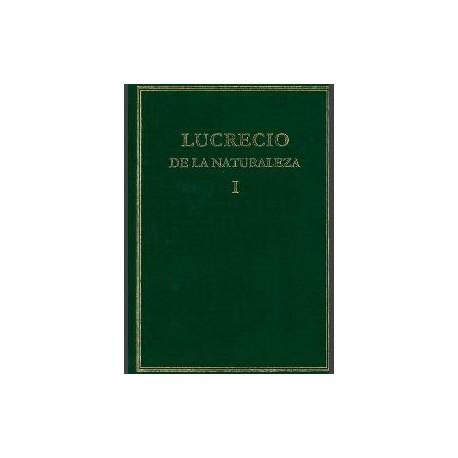 De la naturaleza (Libros I-III)