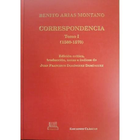 Correspondencia Tomo  I. (1560-1570)