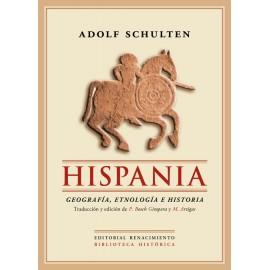Hispania. Geografía, Etnología e Historia
