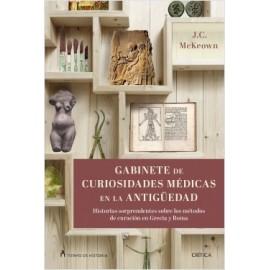 Gabinete de curiosidades médicas de la Antigüedad