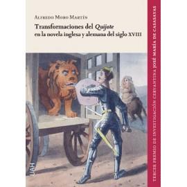 Transformaciones del Quijote en la novela ingles y alemana del siglo XVII