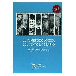 Guía metodológica del texto literario.