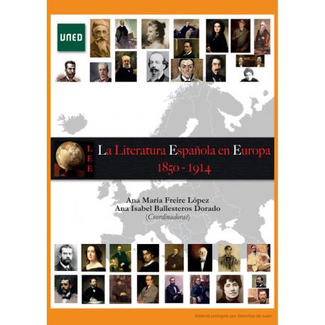 La Literatura Española en Europa (1850-1914)
