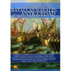 Breve historia de las batallas navales de la Antigüedad