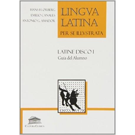 Lingua latina per se illustrata. Latine disco I (Aprendo Latín) Manual del alumno