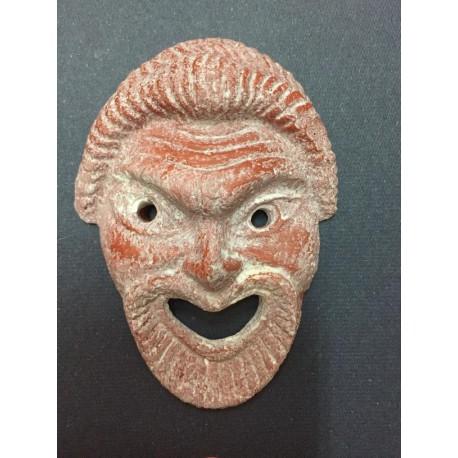 Máscara comedia