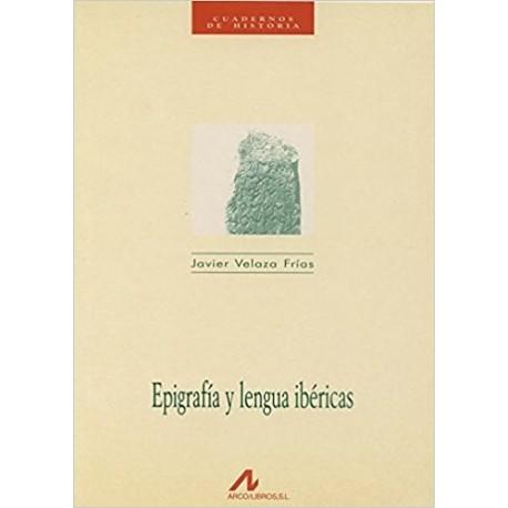 Epigrafía y lengua ibéricas
