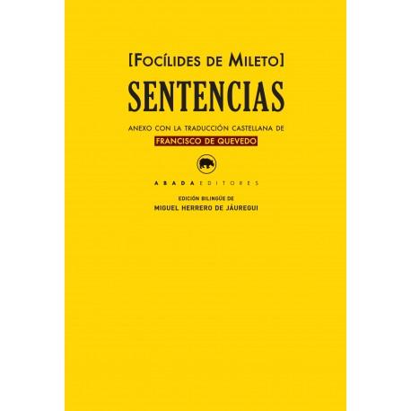 Sentencias. Edición bilingüe