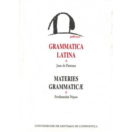 Gramática latina.