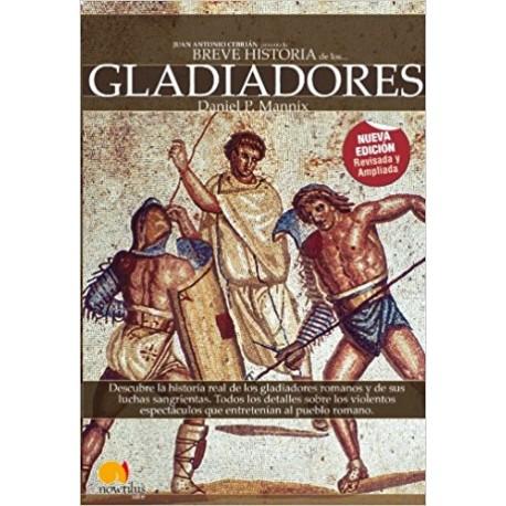 Breve historia de los gladiadores.