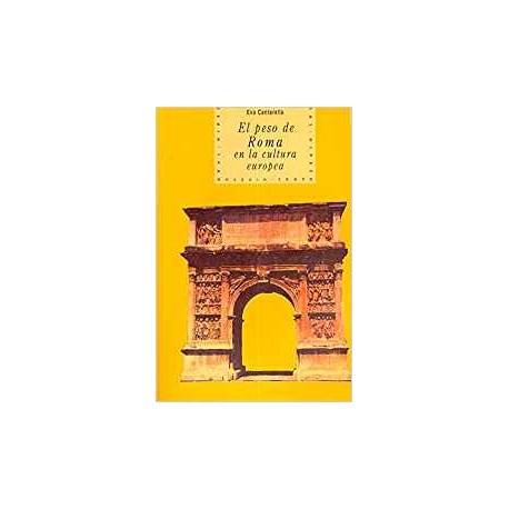 El peso de Roma en cultura europea