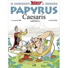 Asterix Papyrus Caesaris. Asterix en latín