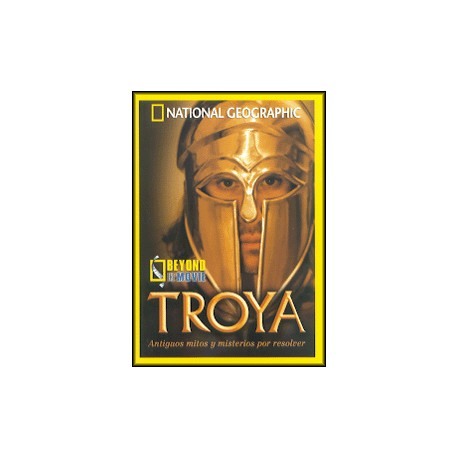 Troya. Antiguos mitos y misterios por resolver.National Geographic. DVD.