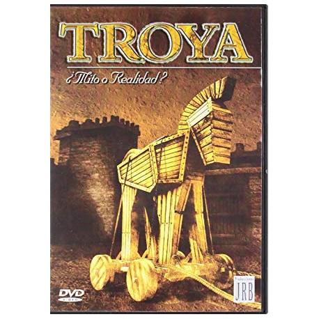 Troya. ¿Mito o realidad? DVD
