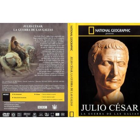 Julio César. La guerra de las Galias. DVD