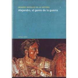 Alejandro, el genio de la guerra. CDROM, DVD