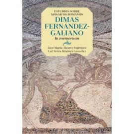 Estudios sobre mosaicos romanos. Dimas Fernández-Galiano. In memoriam