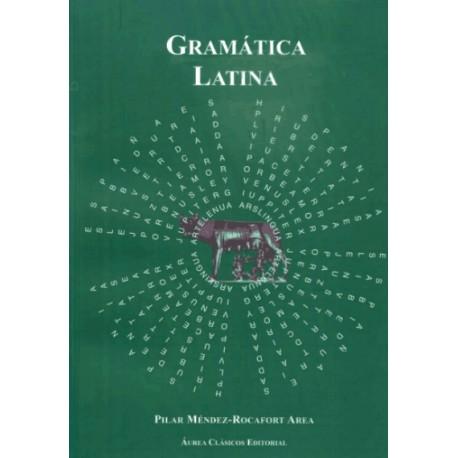 Gramática latina.1ª REIMPRESIÓN