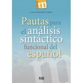 Pautas para el análisis sintáctico funcional del español