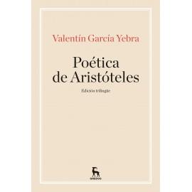 Poética. Ed. Trilingüe (Griego-Latín-Castellano)