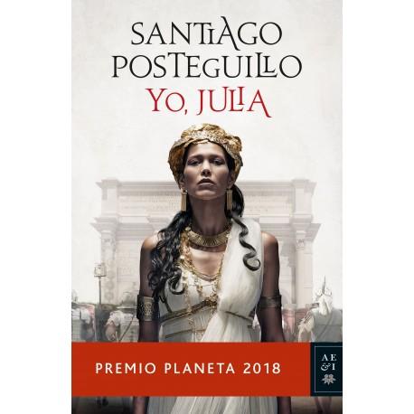 Yo, Julia   (Premio Planeta 2018)