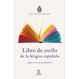 El libro de estilo de la lengua española según la norma panhispánica