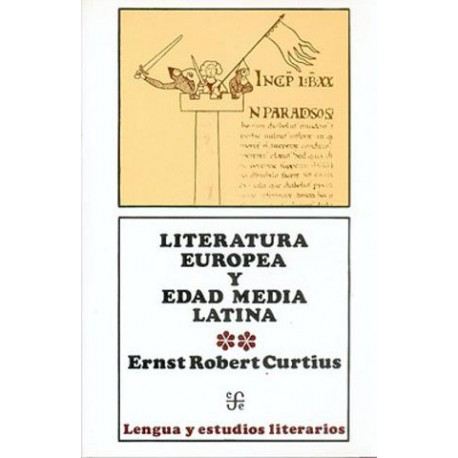 Literatura europea y Edad Media Latina. Vol. 2