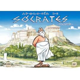 Apología de Sócrates. Cómic