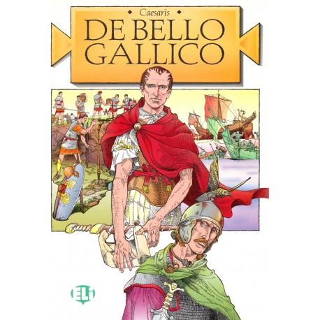 De bello Gallico. Comic en latin. Mapas.