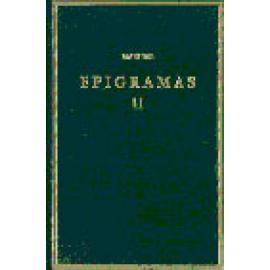 Epigramas. Vol. II. Libros 8-14 - Imagen 1