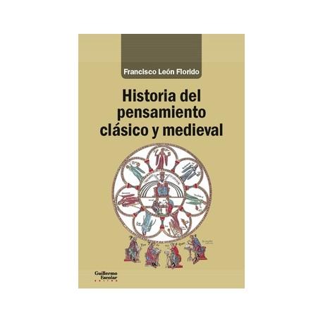 Francisco León Florido  Historia del Pensamiento Clásico y Medieval