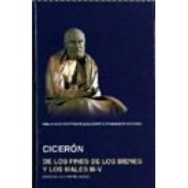 De los fines de los bienes y los males III-IV. Edición bilingüe. Existencias limitadas - Imagen 1